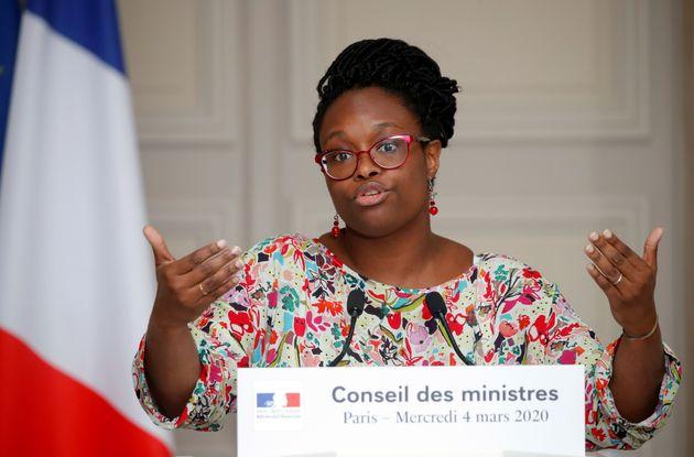Sibeth Ndiaye en compte rendu conseil des ministres mercredi 4