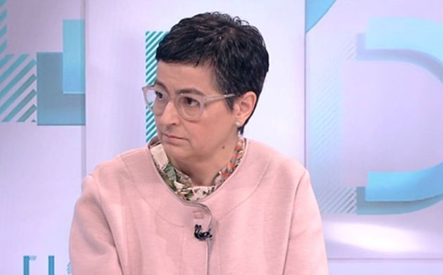 La ministra de Asuntos Exteriores, Unión Europea y Cooperación, Arancha González