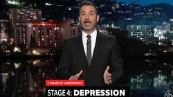 Jimmy Kimmel's '5 Stages Of Coronavirus' Is What You Need Right