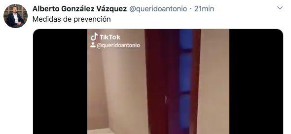Vídeo de Alberto González, guionista de El
