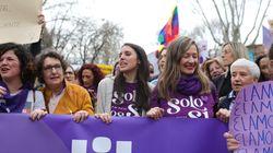 Ministra spagnola positiva al coronavirus, test su tutto il governo. Domenica era alla marcia per le
