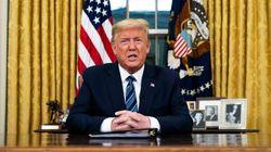 Trump Bans All Travel From Europe Amid Coronavirus
