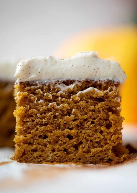 Get the Pumpkin Dream Cake recipe from How Sweet Eats