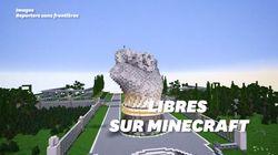 Minecraft offre un refuge aux journalistes censurés grâce à Reporters sans