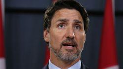 Justin Trudeau in auto isolamento: la moglie è positiva al