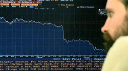 La Bourse de Paris subit la plus lourde chute de son histoire