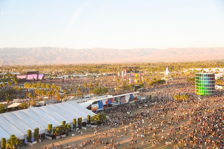 The second weekend of the 2019 Coachella Valley Music And Arts Festival in Indio, California.