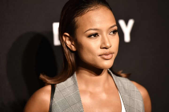 """""""I still have those people who kind of see me as the old Karrueche,"""" the actor said."""