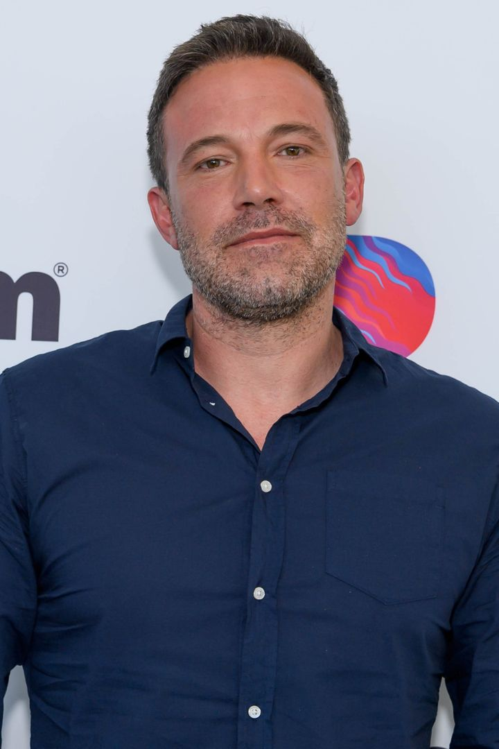 Ben Affleck visits the Jess Cagle Show on March 3 in Los Angeles.