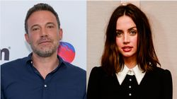 OK, Something Is Definitely Going On Between Ben Affleck And Ana De