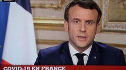 Macron rinsavisce e imita l'Italia: scuole chiuse, over 70 a casa e limitazioni agli
