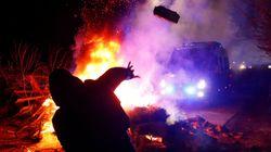 Ουκρανία: Φωτιές και αναταραχή σε μια μικρή πόλη εξαιτίας του