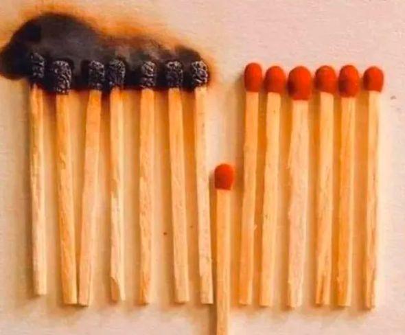 Imagen que representa la importancia de la acción individual a la hora de frenar una epidemia.