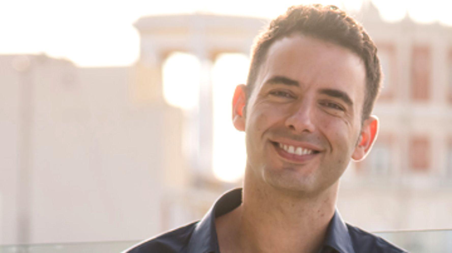 Sin quién no estaría aquí... Darío Madrona, creador de 'Élite'