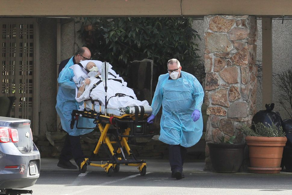 Nursing homes in the Seattle area are at the center of the outbreak of COVID-19 in Washington state.