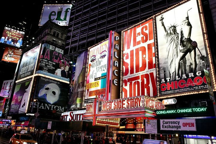 The show won't go on as Broadway goes dark until at least April 13 to try to curb the spread of coronavirus.