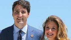트뤼도 캐나다 총리의 아내가 코로나19 확진 판정을