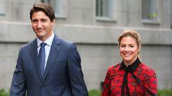 Justin Trudeau confiné, son épouse contaminée par le
