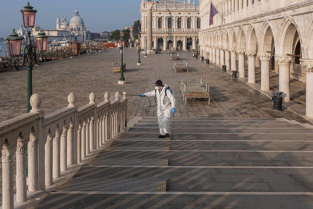 ベネツィアの様子