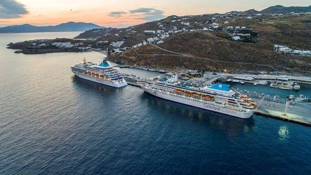 Η Celestyal Cruises αναστέλλει τις κρουαζιέρες της μέχρι την