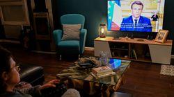 Près de 25 millions de Français ont suivi l'allocution de Macron sur le coronavirus, un