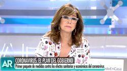 Ana Rosa pide perdón tras dar esta noticia sobre Irene Montero y el