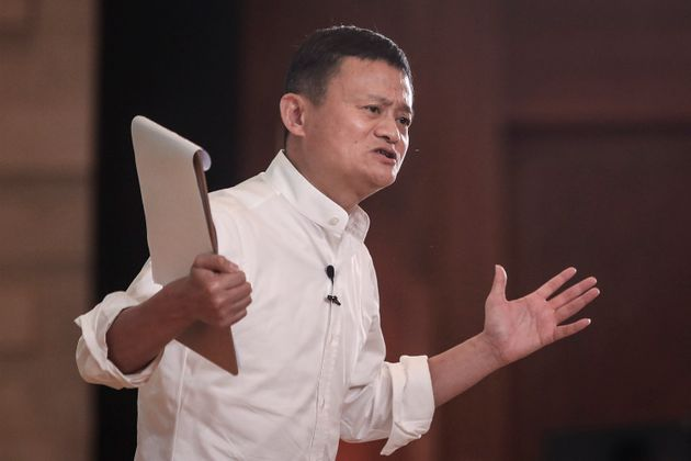 Jack Ma, ici à Sanya en Chine, le 7 janvier