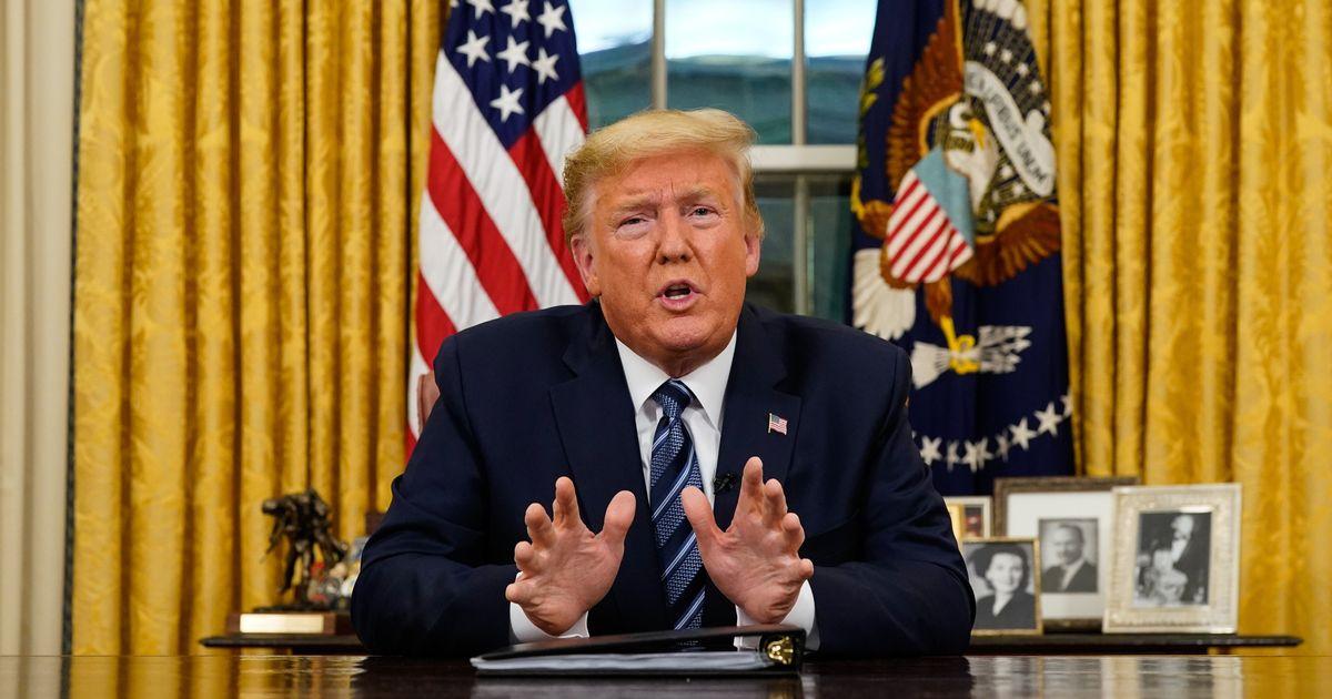 How Trump Blew The Coronavirus Response