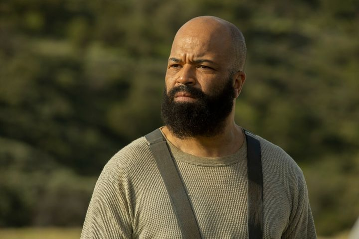 Jeffrey Wright has a new look on