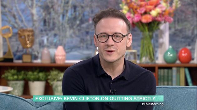 Kevin Clifton on This