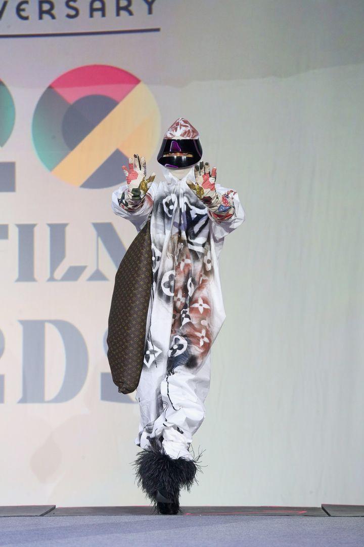 Image result for hazmat couture Erykah badu