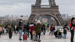 Tout un symbole: la tour Eiffel, le Louvre et le château de Versailles ferment leurs