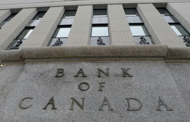 The Bank of Canada is seen on Sept. 6,