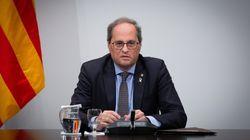 La Generalita solicita el cierre total de Cataluña por el