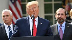 Trump declara emergência nacional nos Estados Unidos por