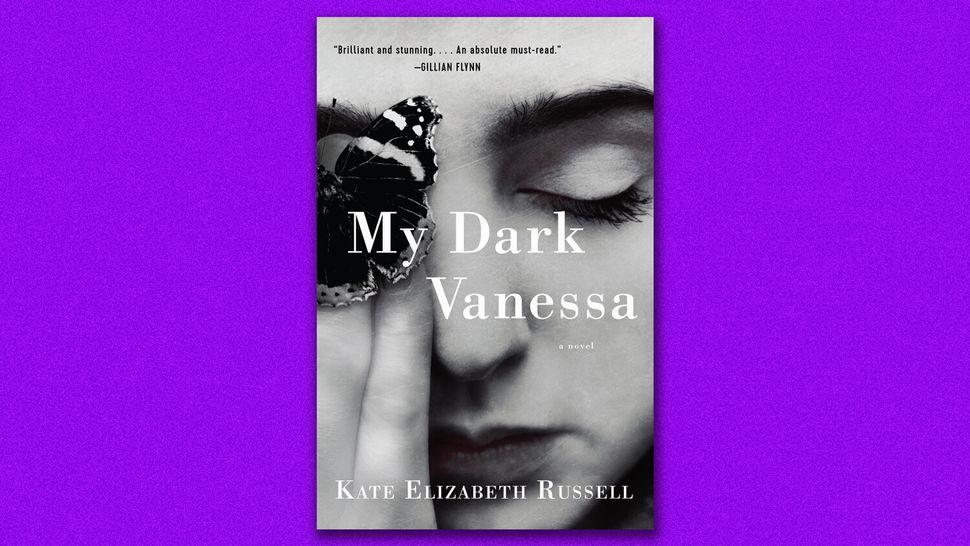 """My Dark Vanessa"" book cover."