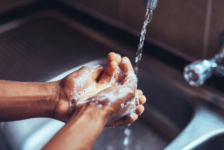 Experts say to wash your hands with soap and water, avoid touching your face, practice social distancing, and disinfect surfaces.
