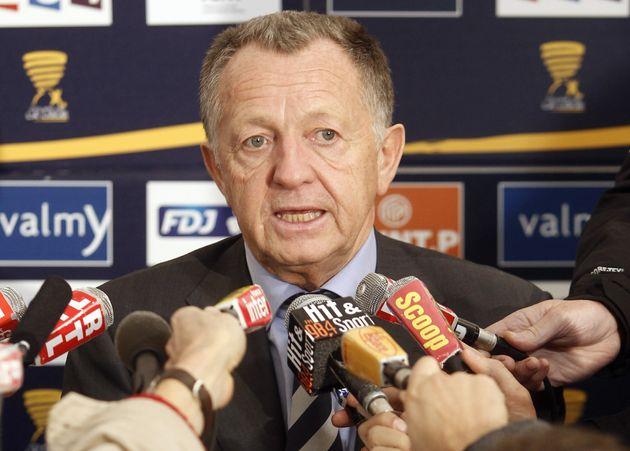 Jean-Michel Aulas souhaite une saison blanche pour la Ligue