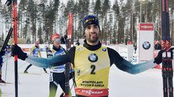 Martin Fourcade remporte la dernière course de sa