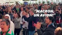 Chaos et confusion pour des centaines de Français coincés au