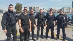Αστυνομικοί βούτηξαν στο λιμάνι του Πειραιά και έσωσαν από βέβαιο θάνατο