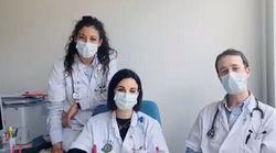 #Restecheztoi: face au coronavirus, les hôpitaux lancent un nouveau