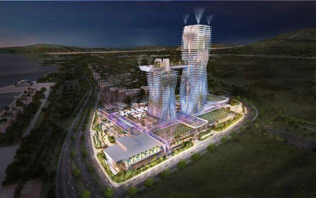 Απορρίφθηκε η προσφυγή της Hard Rock για το καζίνο – resort στο