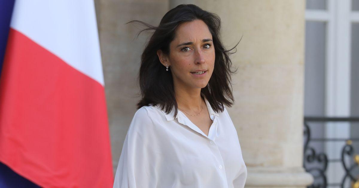 La secrétaire d'État Brune Poirson testée positive au coronavirus