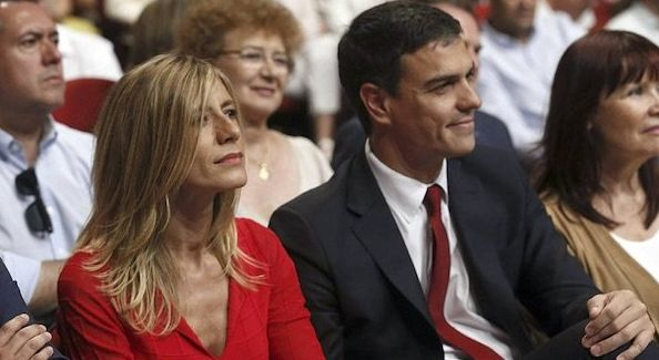 Begoña Gómez, mujer de Pedro
