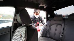 부산 택시기사, 마스크 미착용자에 대한 승차 거부할 수