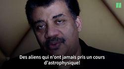 Ce célèbre astrophysicien nous explique pourquoi il n'y a aucune chance que des aliens nous