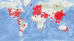 新型コロナ、アップルストアが中華圏以外の全世界で休業。世界中の全ディズニーも。