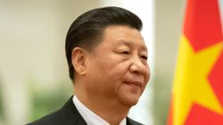 시진핑 주석이 문 대통령에게