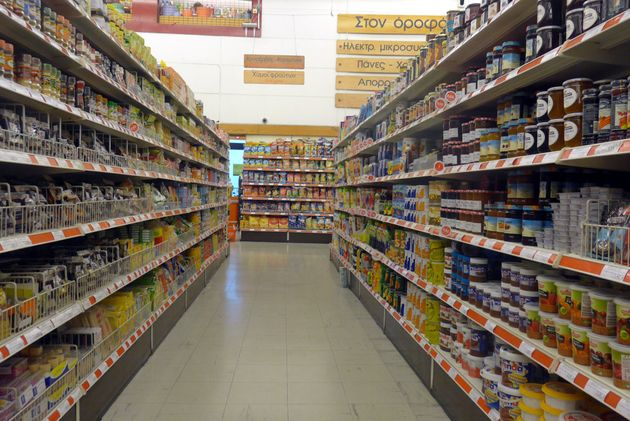 Nέα μέτρα στα σούπερ μάρκετ από την Δευτέρα για να αποφεύγεται ο